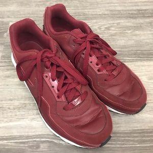 Maroon Nike Air Max LTD 3 Mens Sneakers Sz 10